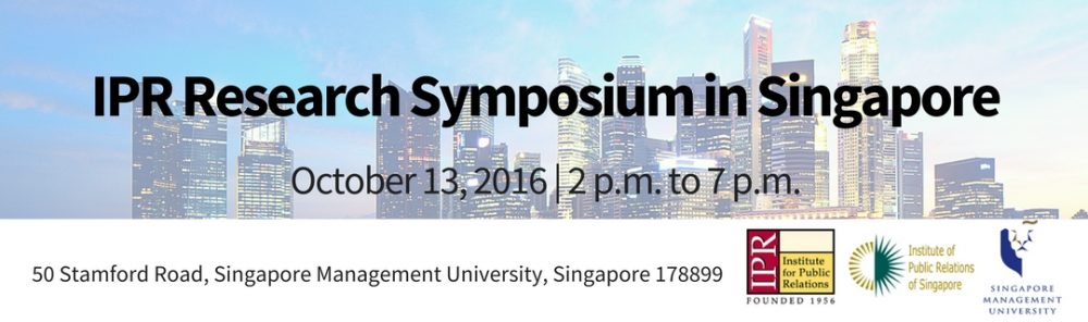 Copy of IPR Research Symposium in Singapore