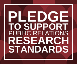 IPR Pledge to Support PR Research Standards [Circles]